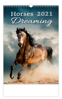 Horses Dreaming